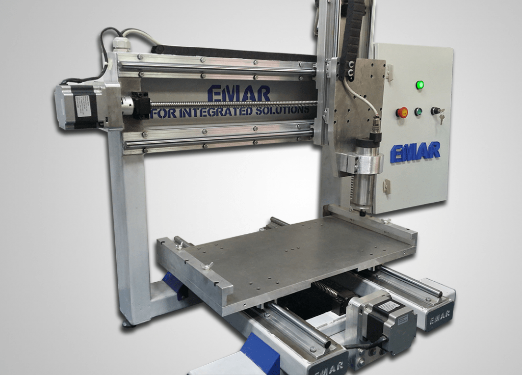 Fixed Gantry Cnc Router Emar